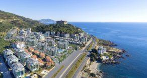 Продаются апартаменты и виллы в комплексе KONAK PREMIUM (Алания, Турция)