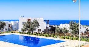 Продается апартаменты в жилом комплексе Резеденции Цезаря (в туристическом районе Алсанджак, Северный Кипр)