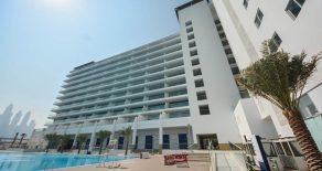 Предлагаем Вашему вниманию квартиры в готовом жилом комплексе Azure Residences (Пальм Джумейра, Дубай, ОАЭ)