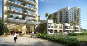Продаются апартаменты в новом ЖК Golf Views (район Dubai South, Дубай, ОАЭ).