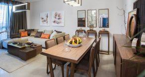 Продаются апартаменты в новом здании (район Dubai Marina – Sparkle Towers, Дубай , ОАЭ).