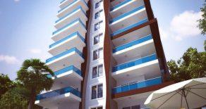 Продаются апартаменты в элитном жилом комплексе «Atlas IV Residence» (Махмутлар, Аланья).