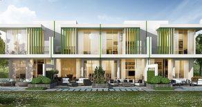 Продаются таун-хаусы в проекте AKOYA FRESH (район Dubai Land, Дубай, ОАЭ)