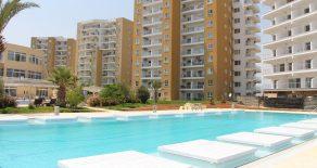 Продаются апартаменты в жилом комплексе «Резиденция Цезаря» (Северный Кипр, Фамагуста, Искеле)